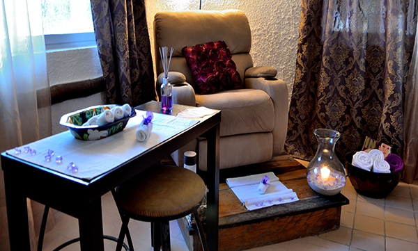 Riviera Maya Manicures and Pedicures