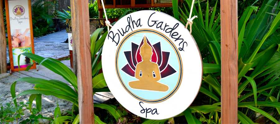 Budha Gardens Akumal Spa Treatments