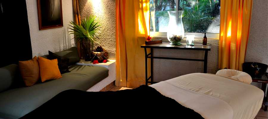 Budha Gardens Puerto Aventuras Spa Treatments