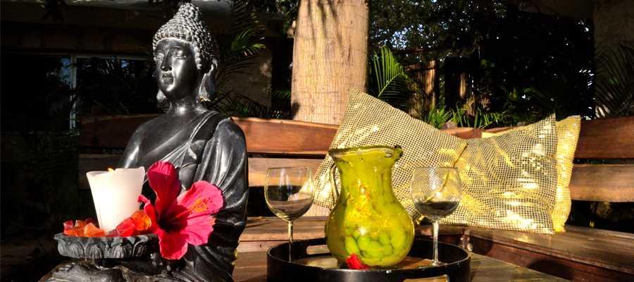 Budha Gardens Akumal Spa Treatments